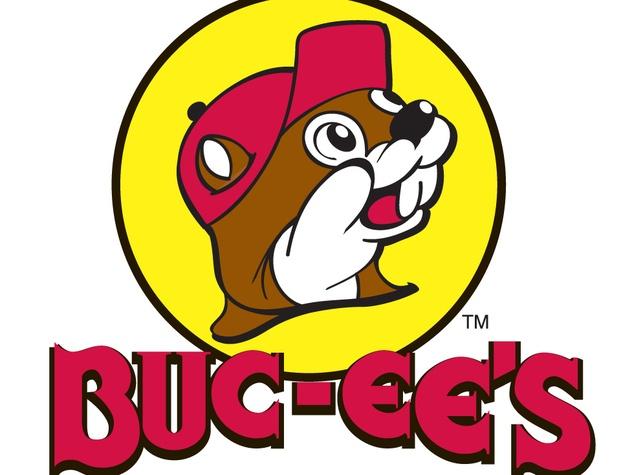 Houston, Buc-ees Bucees logo, August 2017