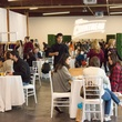 Crowd at CultureMap Holiday Pop-up Shop 2014