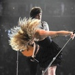 The Band Perry hair