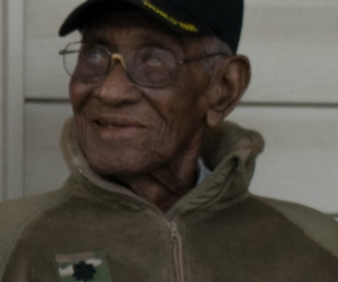 Richard Overton World War II vet