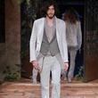 Joseph Amodio, Johnny Depp style, John Varvatos, men's suit, model