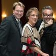 10 Matt Burrus, from left, Ellen Cohen and Michael Pearce at the Crime Stoppers Gala November 2014