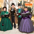 6 Christmas Carolers at the M.D. Anderson Breakfast with Santa December 2014