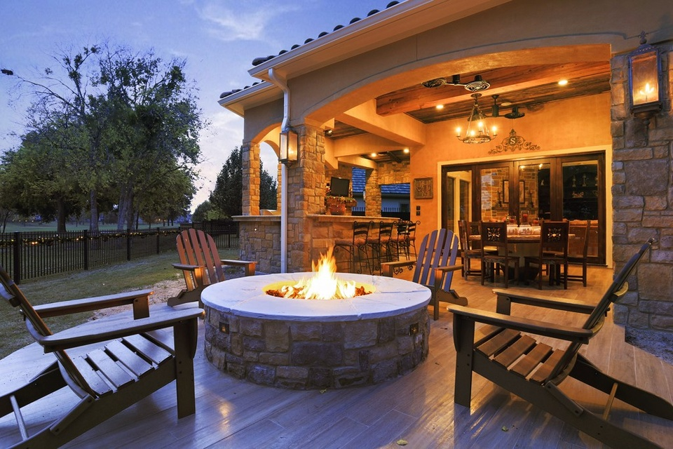 Daydreamworthy Houston backyards perfect for outdoor entertaining