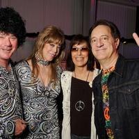 Alley Gala, 4/2016 Jesse Marion, Cathy Marion, Linda Calannio, Tom Calannio