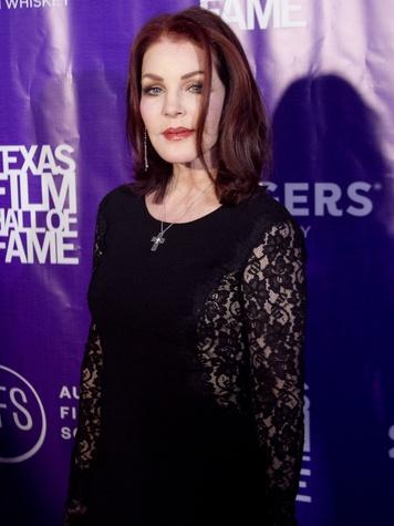 Austin Film Society Awards Priscilla Presley