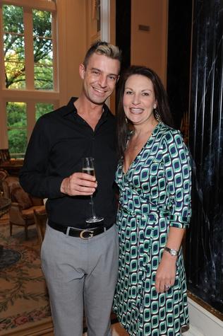 Bret McKinney, Angela Nash