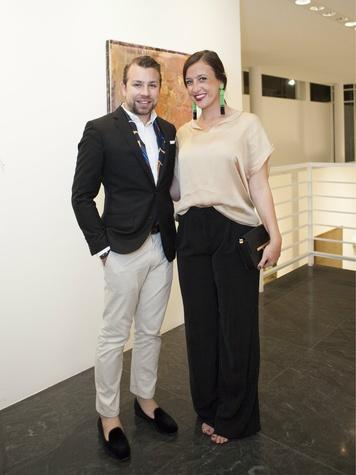 Javier Burkle, Christina Geyer
