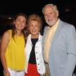 Ashley Murchison, from left, with Christy and John Murchison at the Katy Prairie Conservancy fundraiser May 2014