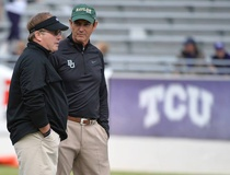 Claire St. Amant: TCU's Gary Patterson rips into Art Briles for aggressive Baylor play