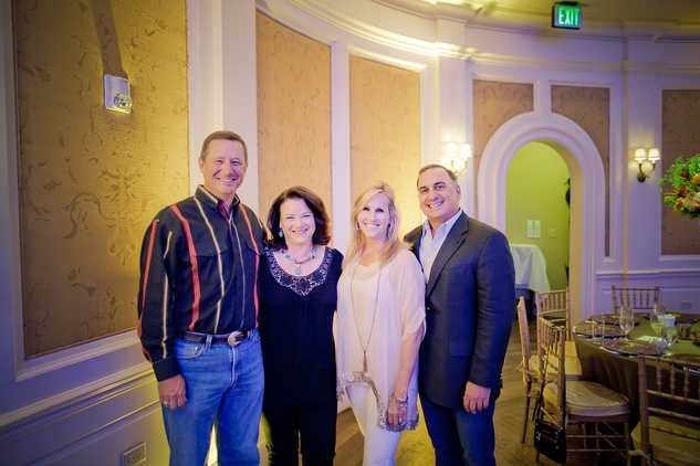 News, Shelby, Hevrdjes party, may 2015, David and Tara Wuthrich, Vamessa and Perry Sendukas