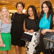 Shelby Foster, Emily Hooper, Whitney Terrell, Loryn Weddle, Estee Lauder Event