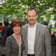 "Bess and Matt Wareing at ""The Beacon"" dinner September 2014"