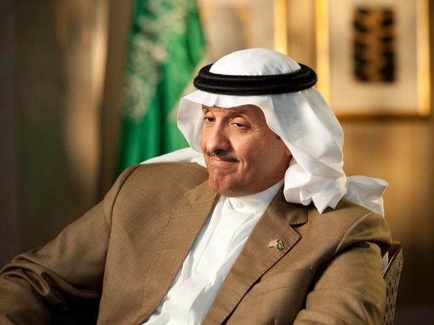 7 Roads of Arabia HRH Prince Sultan bin Salman bin AbdulAziz Al Saud