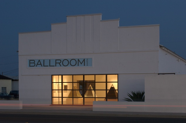 News, Shelby, Ballroom Marfa, july 2014