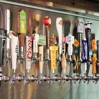 Little Woodrow's Tech Ridge beers