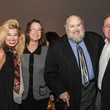 Sofia Adrogue, from left, Sandra Guerra Thompson, Michael Olivas and Jim Thompson at the Mayor's Hispanic Heritage Awards event October 2014