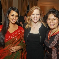 66 Reena Esmail, from left, Alecia Lawyer and Mei-Ann Chen at the ROCO on the ROCCs