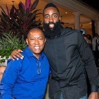 Houston, True Blue Gala, November 2017, Mayor Sylvester Turner, James Harden