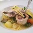 Philippe Schmit fois gras dinner