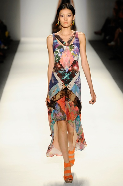 Nicole Miller, fashion week, spring 2013