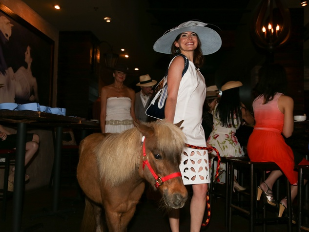 Austin Influential Group Derby Day at Ten Oak Rare Trends