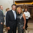 6 Rufus and Yvonne Cormier at the Zadok jewelry dinner October 2014
