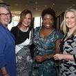 Ellenore Knight Baker, Angela Crates, Shonn Brown and Lisa Singleton