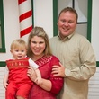 15 Payne Fowler, left, with Lenae and Thomas Fowler at the M.D. Anderson Breakfast with Santa December 2014