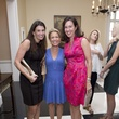 Cari Griggs, from left, Susan Light and Amy Reeves at the Small Steps Nurture & Nourish Luncheon September 2014