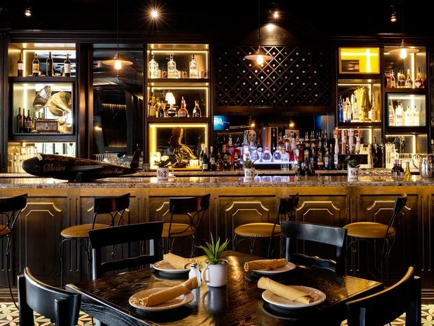 La Bikina in The Woodlands September 2014 bar