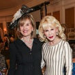 Donna Josey Chapman, left, and Diane Lokey Farb at the Passion for Fashion luncheon March 2014