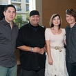 008_Houston Restaurant Weeks, kickoff party, July 2012, Jon Stebvall, Dave Morales, Michelle Johnson, Levi Johnson