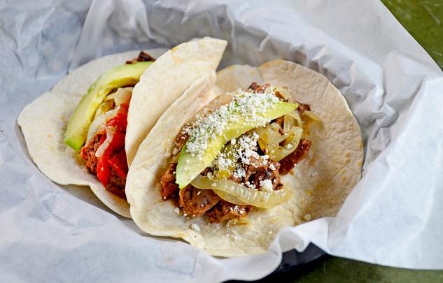 Uberrito tacos