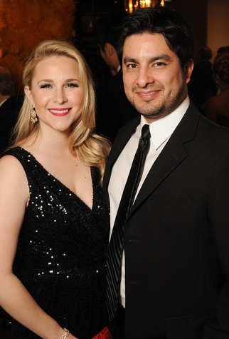 20 Taryn and Andy Melgoza at the Petroleum Club of Houston Grand Opening Celebration February 2015