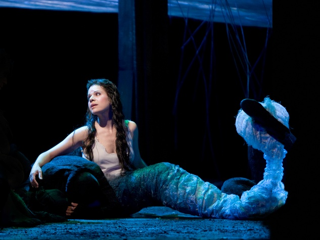 Houston Grand Opera HGO 2015-2016 season announcement January 2015 Dvorak RUSALKA
