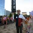 Stand With Texas Women Discovery Green