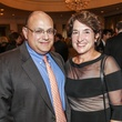 John and Jes Hagale at the Hospice Spirit Award dinner October 2014