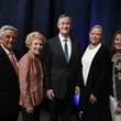 Texas Children's Cancer Center dinner,5/16 Ned Torian, Emily Crosswell, Chancellor William H. McRaven, Flo Crady, Lynn Baird