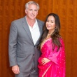 Rob Todd, Dinah Lin at International Mother's Day Soiree