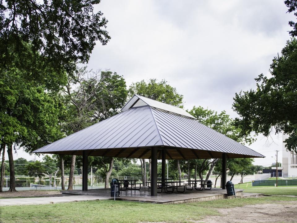 Lake Highlands North Park Pavilion