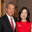 1 Albert and Anne Chao at the MFAH Impressionism dinner December 2013