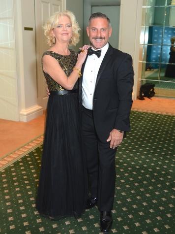 27 Chree Boydstun and Joel Kalmin at the UNICEF Gala October 2014