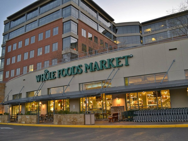 Whole Foods envisions massive expansion in US  : Whole Foods Market flagship store in Austin213727 from austin.culturemap.com size 599 x 450 jpeg 113kB
