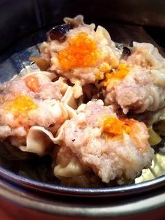 Shrimp and pork dumplings at Kirin Court in Richardson