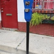 1 art parking meters Houston October 2013