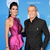 Houston, UNICEF Audrey Hepburn Society Ball, May 2017, Angie Harmon, Michael Bolton