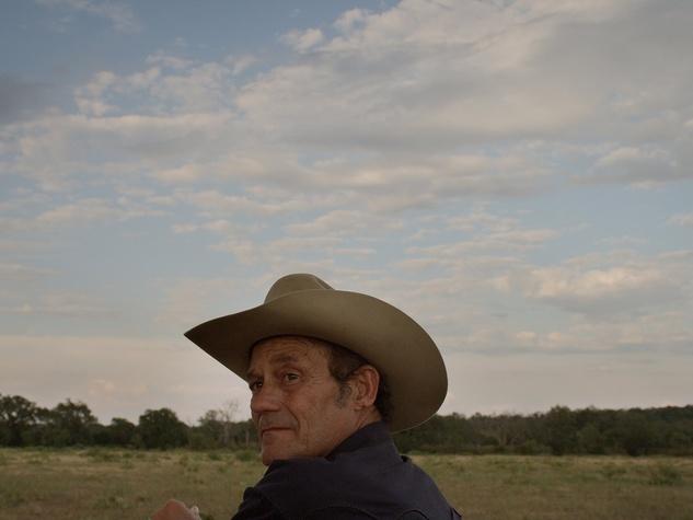 James Hand in the film Thank You a Lot by Matt Muir