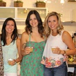 Kelli Colbert, from left, Melanie Smith-Armitage, Abbie Preston and Lindsay Pray at the Define Body & Mind cocktail party July 2014