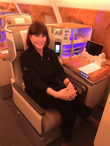News, Shelby, Dubai, Emirates Air, January 2015